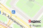 Схема проезда до компании Лимузин 221 в Москве