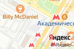 Схема проезда до компании Nfcpoint в Москве