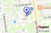 Схема проезда до компании ИЗДАТЕЛЬСКИЙ ЦЕНТР РЕПРО-ТЕКСТ в Туле