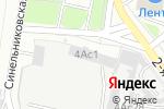 Схема проезда до компании АЛЬТЭС в Москве