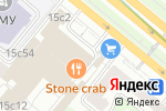 Схема проезда до компании Родная речь в Москве