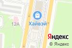 Схема проезда до компании Meleedi в Москве