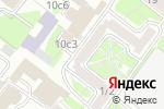 Схема проезда до компании Постельное белье в Москве