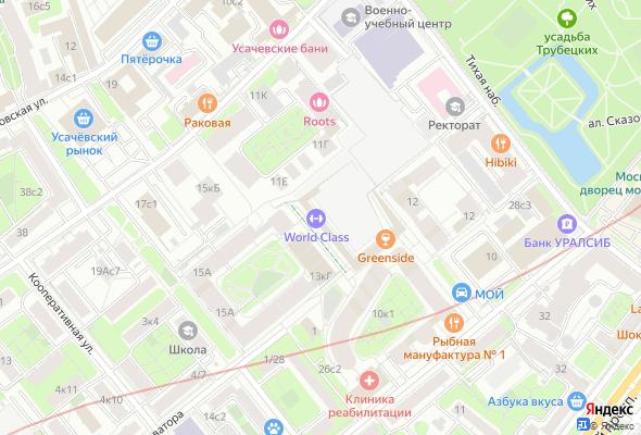 жилой комплекс Садовые кварталы
