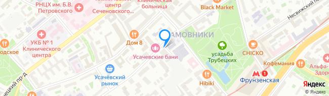 переулок Шибаевский 1-й