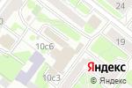 Схема проезда до компании Smartiphone в Москве