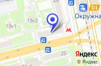 Схема проезда до компании МЕБЕЛЬ ДОМ НА ЛИХОБОРАХ в Москве