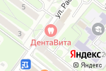 Схема проезда до компании Счастливая Ферма в Москве