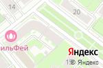 Схема проезда до компании АК РИТЦЕЛЬ в Москве