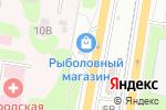 Схема проезда до компании Purple House в Щербинке