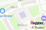 Схема проезда до компании Детский сад №629 в Москве