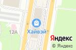 Схема проезда до компании Магазин текстиля для дома в Москве