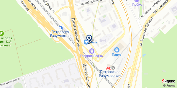 Access Pro на карте Москве
