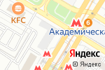 Схема проезда до компании Связной в Москве
