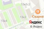 Схема проезда до компании Take and Wake в Москве