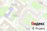 Схема проезда до компании Smoking Lounge в Москве