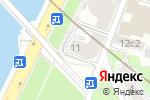 Схема проезда до компании Ростовский в Москве