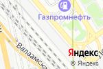 Схема проезда до компании Магазин товаров для дома и ремонта в Москве