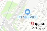 Схема проезда до компании Butovobike в Москве