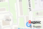 Схема проезда до компании 03 в Москве