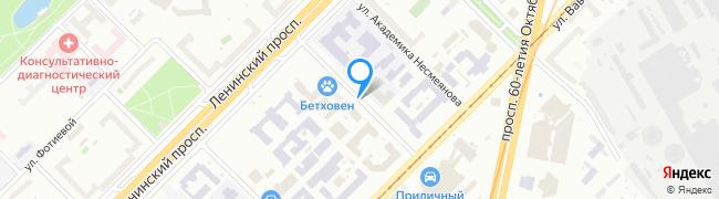 улица Бардина