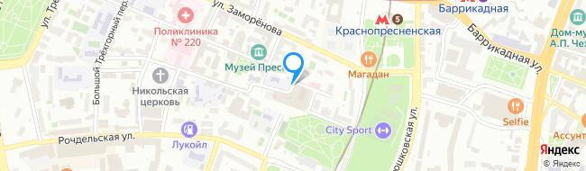 Верхний Предтеченский переулок