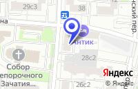 Схема проезда до компании АПТЕКА ТЕХНОКОМ в Москве