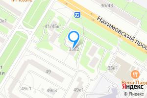 Сдается однокомнатная квартира в Москве Нахимовский пр-т, 39к2