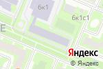 Схема проезда до компании Средняя общеобразовательная школа №1332 с углубленным изучением предметов области знаний искусства в Москве
