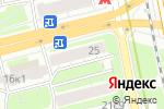 Схема проезда до компании Медиа Фарм в Москве