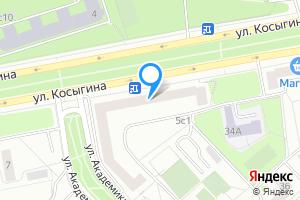 Снять комнату в трехкомнатной квартире в Москве улица Косыгина, 5