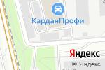 Схема проезда до компании Top-Auto-Glass в Москве