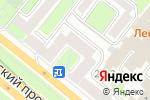 Схема проезда до компании Glam Rock в Москве