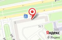 Схема проезда до компании Инвестиционная Торговая Компания в Москве