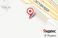 Схема проезда до компании Йода в Москве