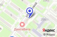 Схема проезда до компании ПРЕДСТАВИТЕЛЬСТВО В МОСКВЕ АВИАКОМПАНИЯ -АВИА в Москве