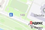 Схема проезда до компании Tonirovka-mos.ru в Москве