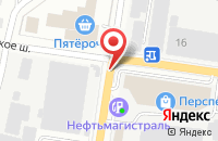 Схема проезда до компании Максстор в Подольске