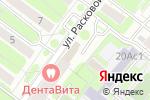 Схема проезда до компании ЮРИСТ-АРТ в Москве