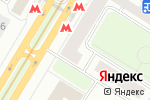 Схема проезда до компании Кот в Москве