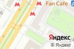 Схема проезда до компании Нордкомпани 98 в Москве