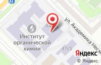 Схема проезда до компании Менделеевские Сообщения в Москве