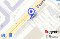Схема проезда до компании НПО НОЭКС в Москве