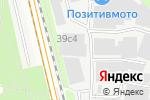 Схема проезда до компании СоваПринт в Москве