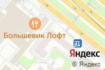 Схема проезда до компании Nail secret в Москве
