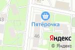 Схема проезда до компании Мастер-класс в Москве
