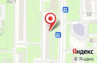 Схема проезда до компании Юниторг в Москве