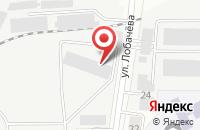 Схема проезда до компании Подольский хлебокомбинат в Подольске