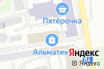 Схема проезда до компании БалансПроф в Москве