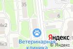 Схема проезда до компании Армада в Москве